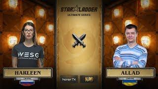 harleen vs Allad, game 1
