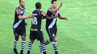 Campeonato Brasileiro 2011 - 38ª rodada - Vasco 1x1 Flamengo - Gol do Vasco (Diego Souza)