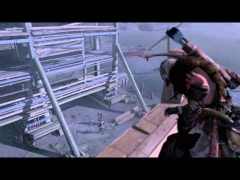 Assassin's Creed 3: Tyranny of King Washington – The Betrayal Out Today, Gets Video
