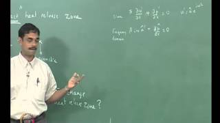 Mod-01 Lec-18 Lecture 18 : Effect Of Heat Release On The Acoustic Field