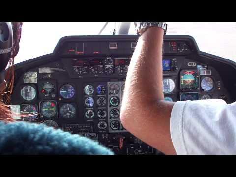 Agusta A109 Mark II turbine start