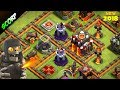 Th10 Trophy Base 2018  Town Hall 10 Base Anti 2 Star  Replays - Clash Of Clans