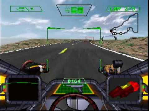 Crash 'N' Burn 3DO