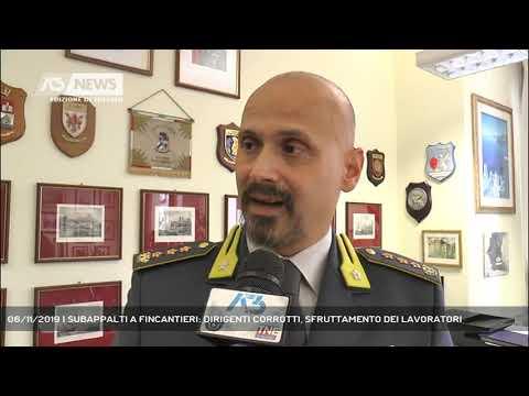 06/11/2019 | SUBAPPALTI A FINCANTIERI: DIRIGENTI CORROTTI, SFRUTTAMENTO DEI LAVORATORI
