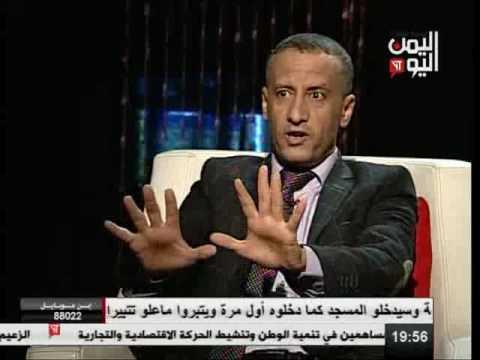 وجهة نظر مع الاستاذ محمد أنعم 01 11 2016