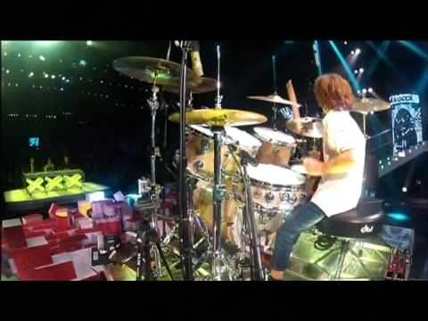 Jagger - (Act Starts at 1:10).Jagger Young Drumming Geneius AGT Australia's Got Talent 2012 Final Showdown 1 night Week 12.audition Copyright  2012 Seven Network Aus...