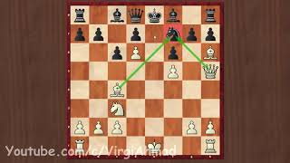 Pembukaan & Jebakan Catur - Haloween Gambit (Main Line)
