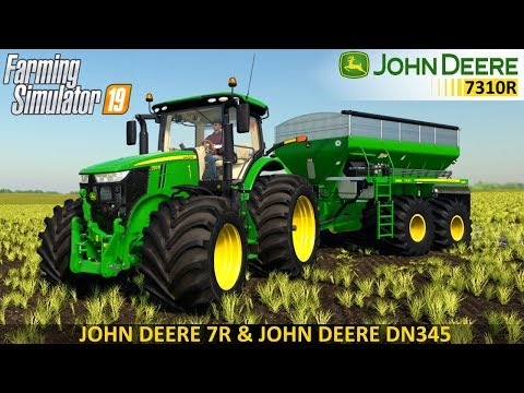 New Leader NL345 / John Deere DN345 v1.0.0.0