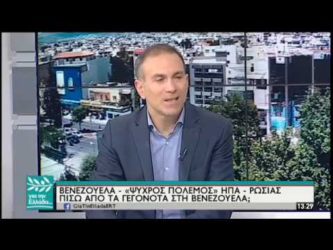 Ο Κωνσταντίνος Φίλης στον Σπύρο Χαριτάτο | 02/05/19 | ΕΡΤ
