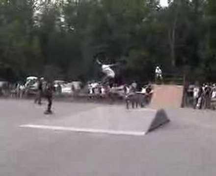 washingtonville skatepark contest