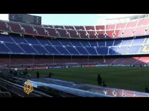 Barcelona and Real prepare for showdown