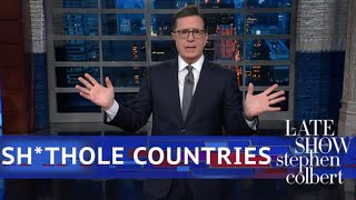 Video The 'Sh*thole Countries' Have One Thing Going For Them MP3, 3GP, MP4, WEBM, AVI, FLV Januari 2018