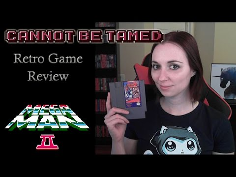 Mega Man 2 (nes) - Retro Game Review