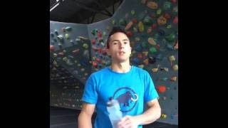 Sean McColl - Live Streaming Training #1 by Bouldering TV