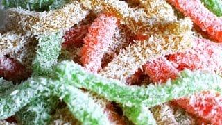 Silkworm Cake - Bánh tằm (Steamed cassava cake)