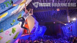 Tristate Bouldering Championships 2019 by Bouldering TV