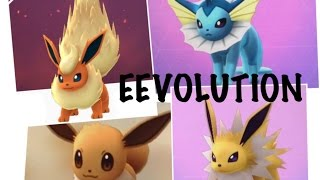 "Pokemon GO Eevee EEvolution VAPOREON FLAREON JOLTEON EVOLTUION dilemma?!? Kaden was a little nervous because ""sometimes"" it doesn't work.  How many CP points will he get? Comment below and let him know which Jolteon to keep?!?Please give up a ""thumbs up"" if you like our video.  If there are any challenge you want to see Kaden & Kiana do, please leave a comment below.  For more challenge videos, please subscribe to our channel!Thanks so much for watching!Music: Breaktime by Kevin MaCleod"