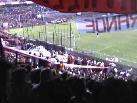 Vs River (Ap08). Avellaneda, hay una banda, la mas loca de Argentina!. A full! - La Barra del Rojo - Independiente