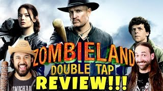 ZOMBIELAND: DOUBLE TAP | MOVIE REVIEW!!! by The Reel Rejects
