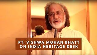 Pt Vishwa Mohan Bhatt
