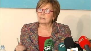 Celia Villalobos Visita La Sede Del PP De Marbella