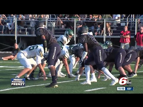 HIGHLIGHTS: Greenwood v Perry Meridian
