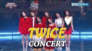Video TWICE CONCERT | 트와이스 콘서트 [SUB: ENG/CHN/2017 KBS Song Festival(가요대축제)] MP3, 3GP, MP4, WEBM, AVI, FLV Juli 2018
