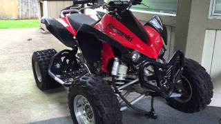 2. 2009 KFX 450r For Sale