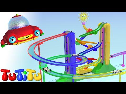 Episodio cartone TuTiTu e le macchinine di legno sulla pista, titutu, cartone animato per bimbi e prima infanzia. TuTiTu Macchine […]