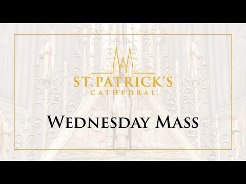 Wednesday Mass - November 25th 2020