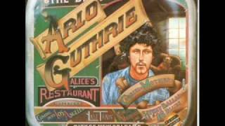 <b>Arlo Guthrie</b>  City Of New Orleans