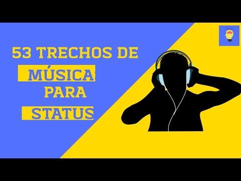 Status de música - Status de Trechos de Musicas - frases para status 53
