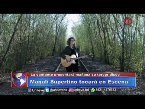 Magalí Supertino, en Escena