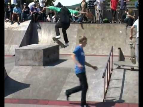 Vans Wooden Waves Open 2010