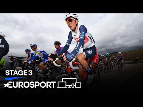 Vuelta a España - Stage 3 Highlights   Cycling   Eurosport