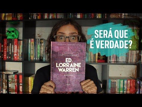 ED & LORRAINE WARREN - LUGAR SOMBRIO   Dai Bugatti