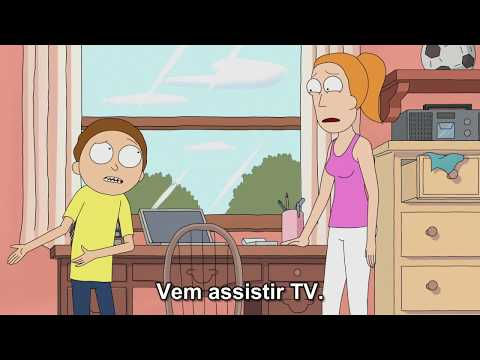 Rick And Morty: Nobody Exists On Purpose, Nobody Belongs Anywhere. Legendado