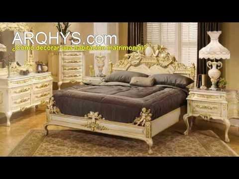 Decoracion dormitorios matrimonio videos videos for Como decorar una habitacion pequena de matrimonio