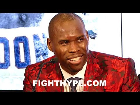 ADONIS STEVENSON EXPLAINS WHY HE REFUSES TO FIGHT OUTSIDE OF CANADA AS LONG AS HE HAS THE TITLE (видео)