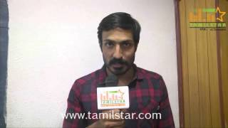Harish Uthaman at Meaghamann Success Meet