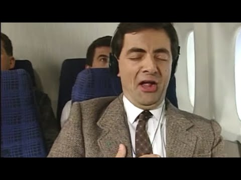 Mr. Bean Rides Again | Episod ke 6 | Channel Resmi Mr.Bean
