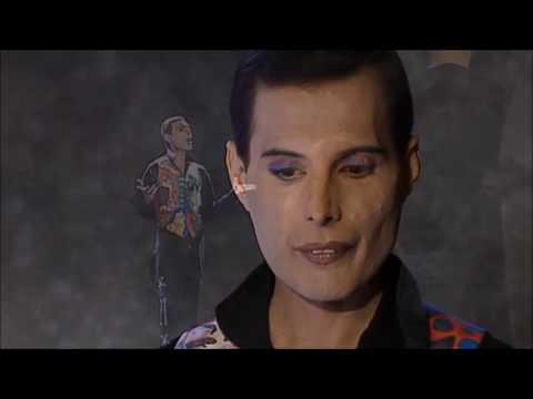 Freddie Mercury «Mother love». Последние съемки и песня великого певца (видео)