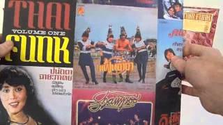 """V/A """"Thai Funk Volume 1"""" - 2x LP - What's Inside?"""