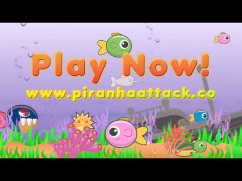 Video of Piranha Attack - Free