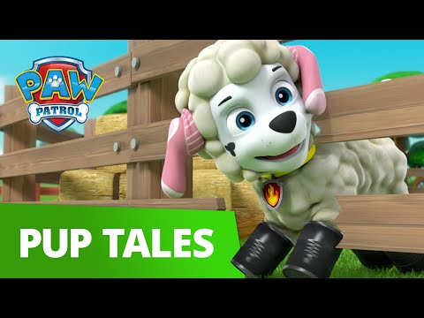 PAW Patrol | Pups Save a Herd | Rescue Episode | PAW Patrol Official & Friends!