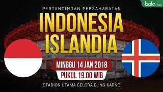 Download Video INDONESIA VS ISLANDIA [ LIVE STREAMING ] MP3 3GP MP4