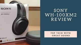 Video Sony WH-1000XM2 Noise Cancelling headphones Review! Amazing Tech But Are They Any Good? MP3, 3GP, MP4, WEBM, AVI, FLV Juli 2018