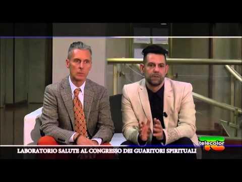 Sintesi de Congresso Internazionale di Guaritori Spirituali - Prima Edizione
