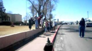 Eagar (AZ) United States  City new picture : Day 15- Show Low to Springerville, AZ (Dean is greeted by local kids)