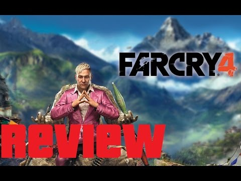 Far Cry 4 Review - 21 hours of Adverture By Numbers